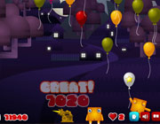 Night Balloons Agame